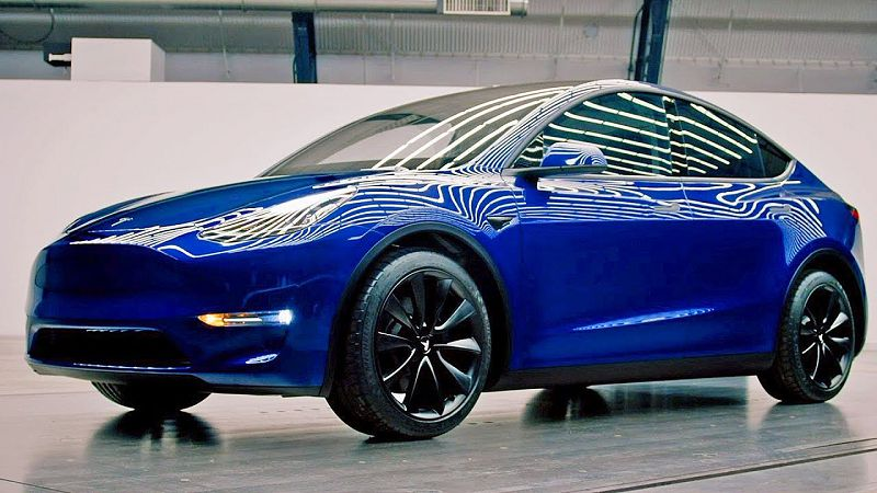 2021 Tesla Model Y News Accessories Availability Air
