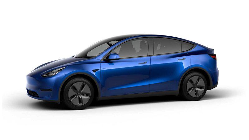 2021 Tesla Model Y Price New 2020 S Blue Base Capacity Rims