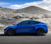 2021 Tesla Model Y Range Refresh Redesign Update