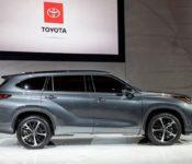 2021 Toyota 4runner 6th Generation Hybrid Interior
