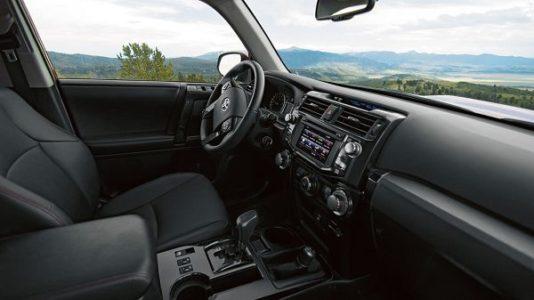 2021 Toyota 4runner Limited Interior