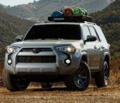 2021 Toyota 4runner Colors Changes Price Army