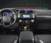 2021 Toyota 4runner Dashboard
