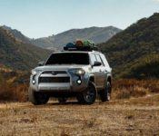 2021 Toyota 4runner Trd Pro Limited Trail