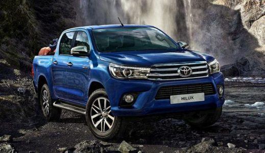 2021 Toyota Hilux Hybrid
