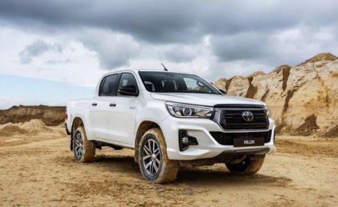 2021 Toyota Hilux Sr5 Design