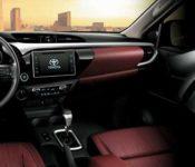 2021 Toyota Hilux Double Cab 4x4 Vigo Pictures