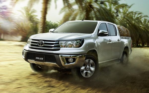 2021 Toyota Hilux Pricing Philippines G Image 2.8l 4x4