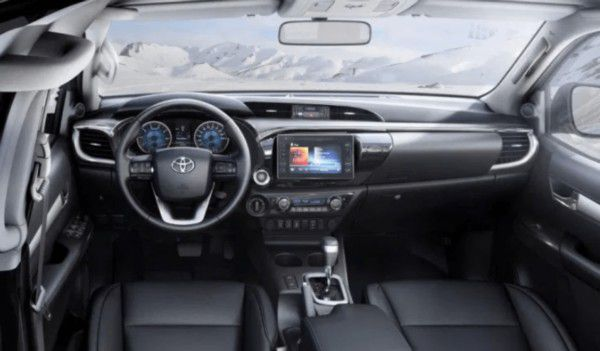 2021 Toyota Hilux Release Date Revo Facelift V6