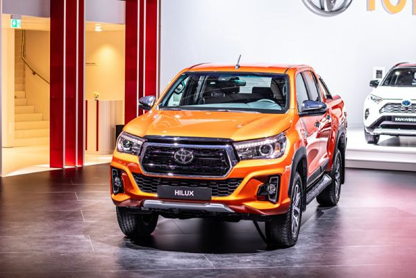 2021 Toyota Hilux Revo Specifications Pickup Pick Up