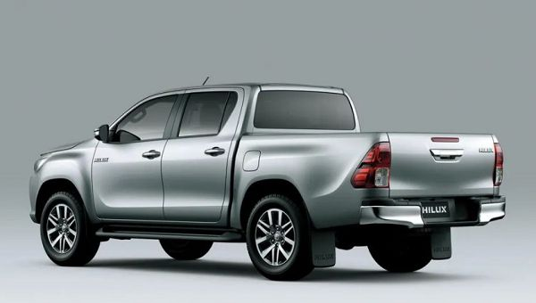 2021 Toyota Hilux Single Cab Diesel 4x4