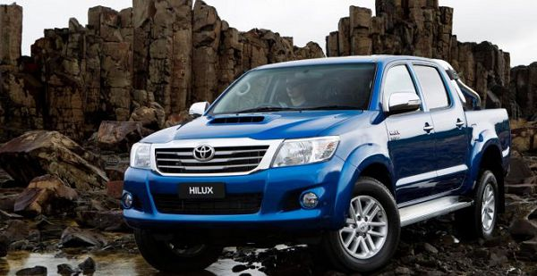 2021 Toyota Hilux South Africa Redesign Australia New