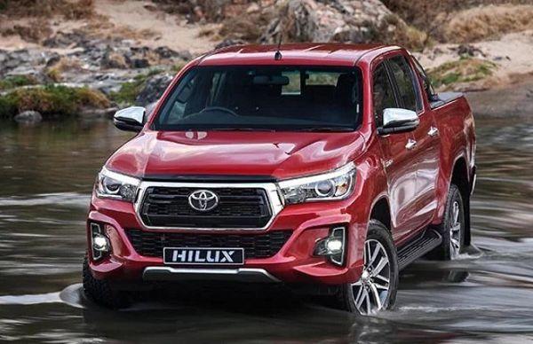 2021 Toyota Hilux Surf Specs Diesel Photos