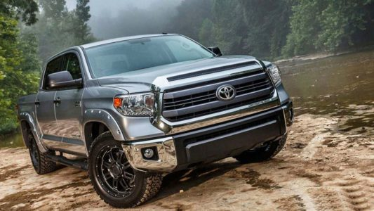 2021 Toyota Tundra Changes Trail Edition Interior Mpg