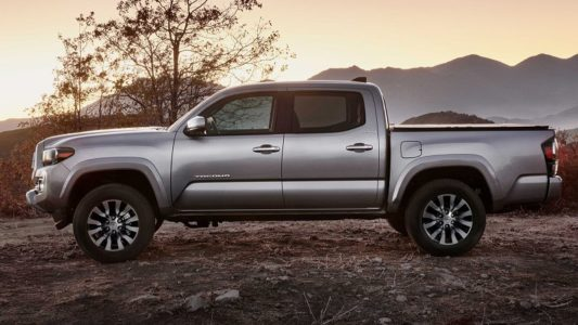 2021 Toyota Tundra Concept Crewmax Towing Capacity