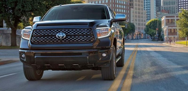 2021 Toyota Tundra Double Cab 6 Cylinder Price Limited