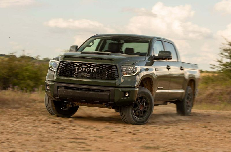 2021 Toyota Tundra Engine Options 1794 Fuel Gas