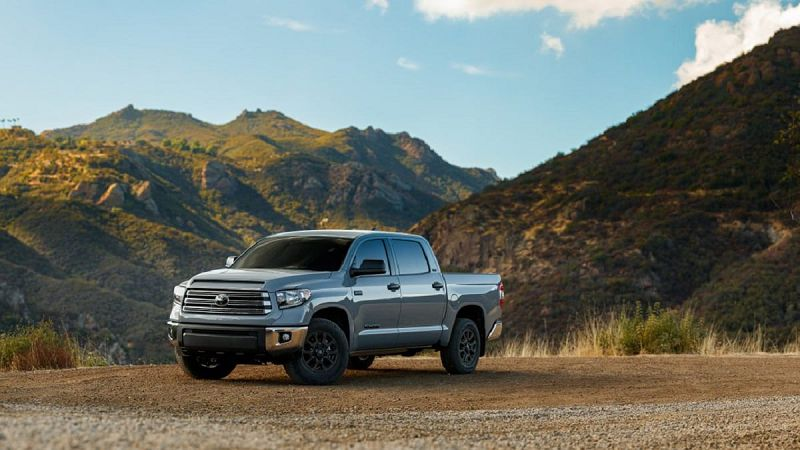 2021 Toyota Tundra Show Announcement Chicago All New