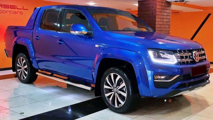 2021 Volkswagen Amarok A Build Buy Puesta Custom Dimensions