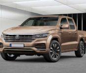 2021 Volkswagen Amarok Autotrader Australia Ad Black