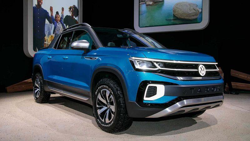 2021 Volkswagen Amarok Price 2020 Specs Mexico