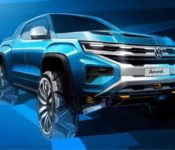 2021 Volkswagen Amarok Punto And Bull Bar Double