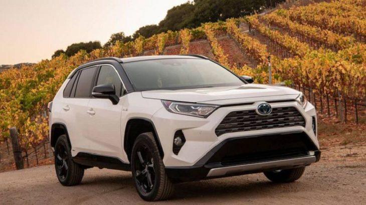 2020 Toyota Rav4 Cover Door Sill Protector