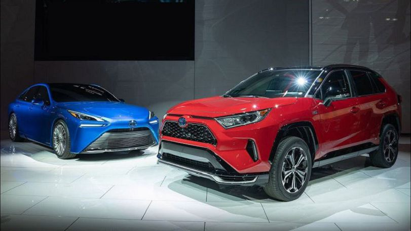 2020 Toyota Rav4 Premium Review For Sale
