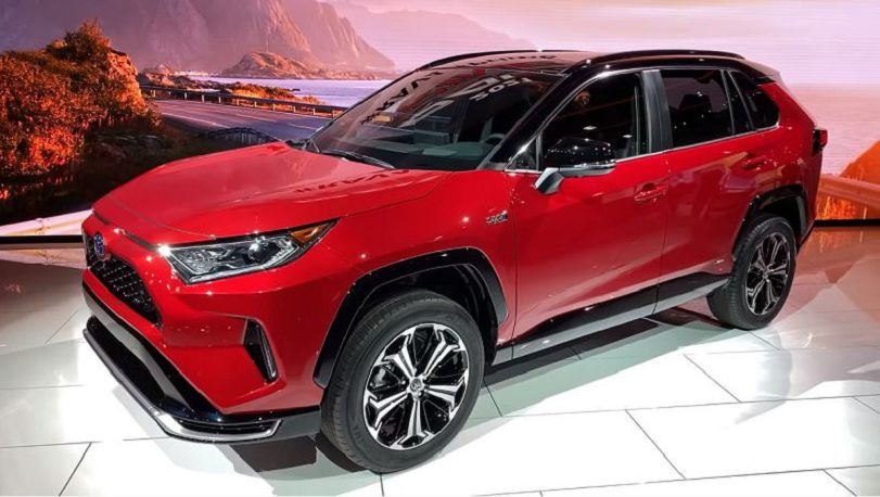 2020 Toyota Rav4 Trd Off Road Vin Pics Redesign