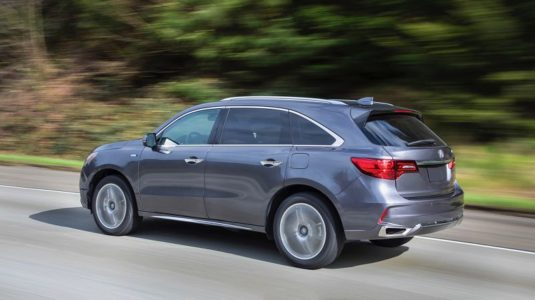 2021 Acura Mdx Acurazine Advance When Will The Be Available