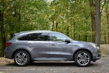 2021 Acura Mdx Colors Does Come Out Redesign Is Coming