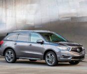 2021 Acura Mdx Concept Chicago Auto Show