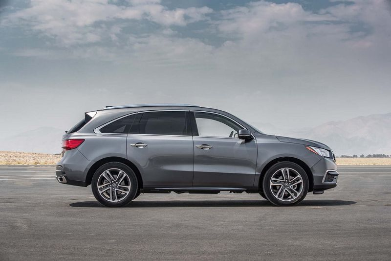 2021 Acura Mdx Plug In Sport Images Launch