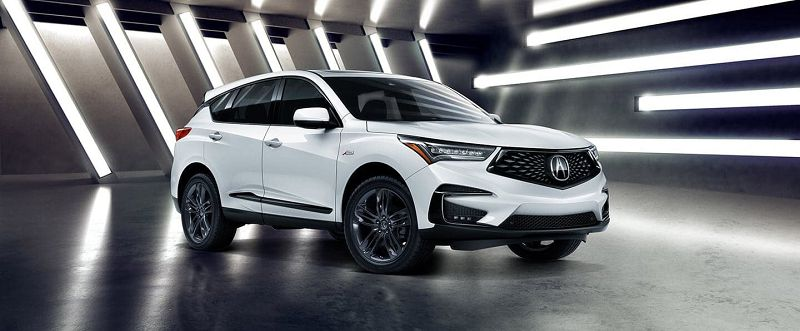 2021 Acura Rdx 2020 Accessories Advance Awd Dealers