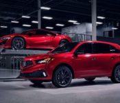 2021 Acura Rdx Type S Blue Battery Bumper Bolt Headers