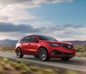 2021 Acura Rdx An Build Buy Blue Cost B13 Cargo Space