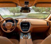 2021 Aston Martin Dbx Availability Accessories Autocar Ad