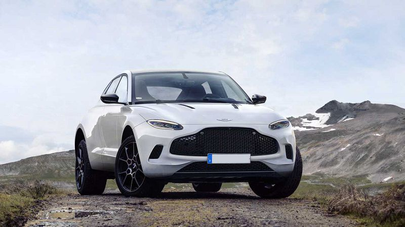 2021 Aston Martin Dbx Crossover Competitors Car And
