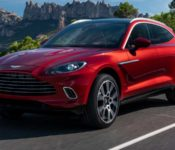 2021 Aston Martin Dbx The New Black Package Drive