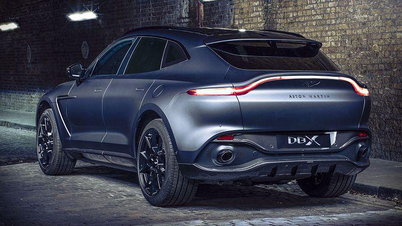 2021 Aston Martin Dbx Ultra Luxury Suv Price 2020