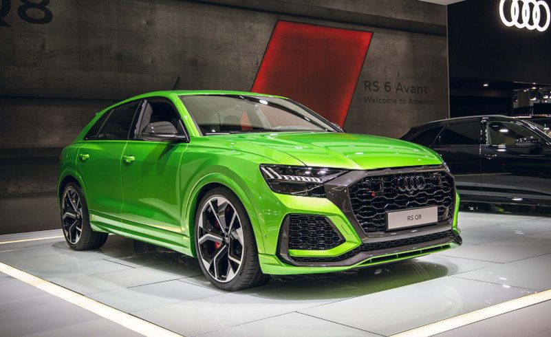 2021 Audi Rs Q8 Hybrid Images Pricing Wallpaper