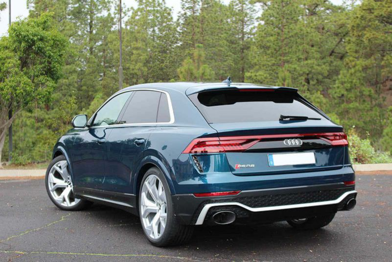2021 Audi Rs Q8 Price Specs For Sale Pictures