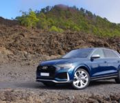 2021 Audi Rs Q8 White Drive Game 2019