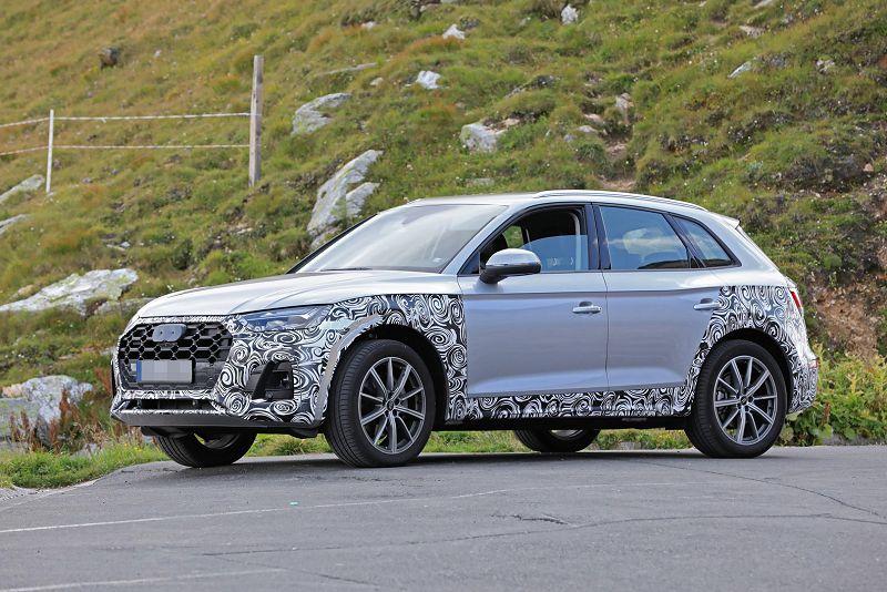2021 Audi Sq5 New Prototype Specs 2020 License