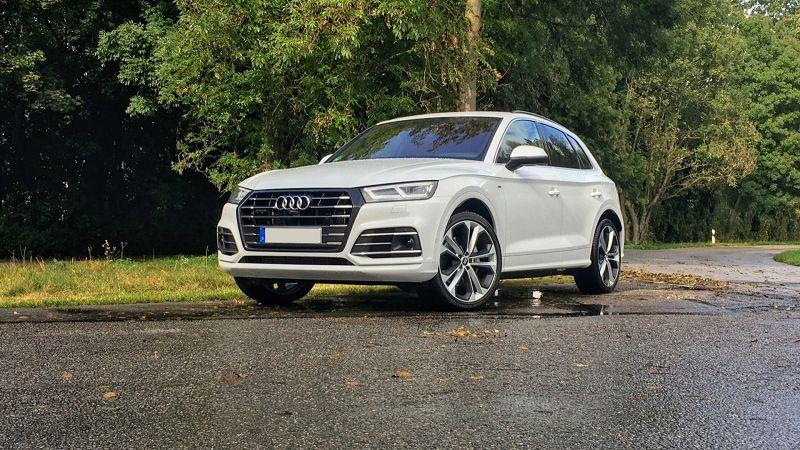 2021 Audi Sq5 Nh 2018 Near Grill Steering Wheel Oem