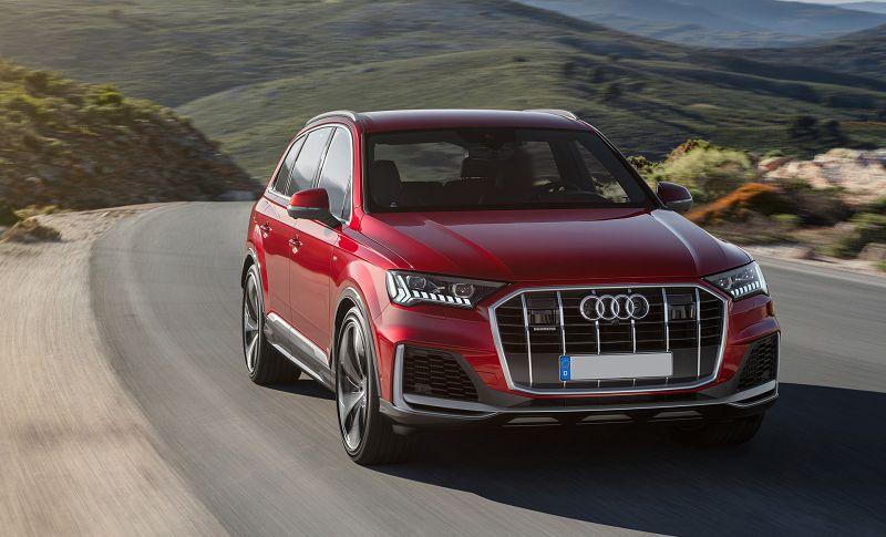 2021 Audi Sq5 Rims Price Used Exhaust Bumper Parts Front