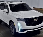 2021 Cadillac Escalade Diesel 20019 Cost Center Caps Custom Car