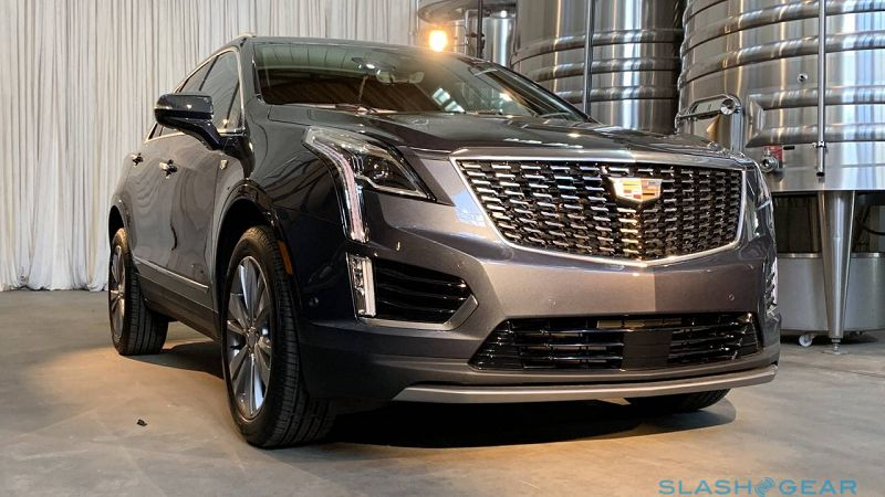 2021 Cadillac Xt5 Escalade 2023 2022 Suv Space
