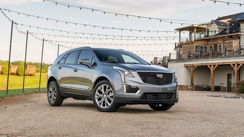 2021 Cadillac Xt5 Sport Future Pictures New