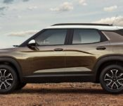 2021 Chevy Trailblazer Review News Mpg Curb Wheelbase